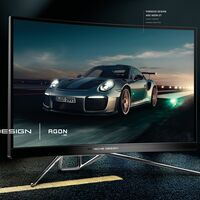 AOC se alía con Porsche Design para crear el AGON PD27, un monitor curvo con espectacular diseño pensado para el gaming
