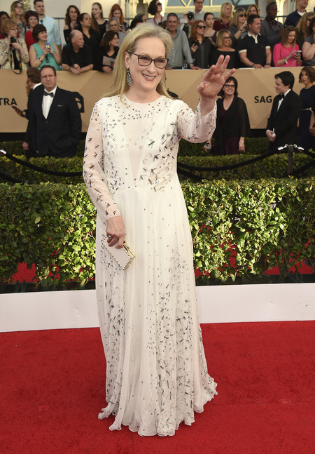 Meryl Streep Sag Awards 2017