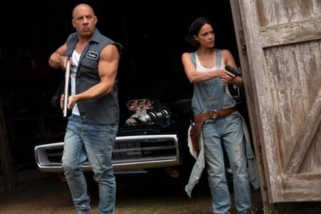 F9 Vin Diesel Michelle Rodriguez 1