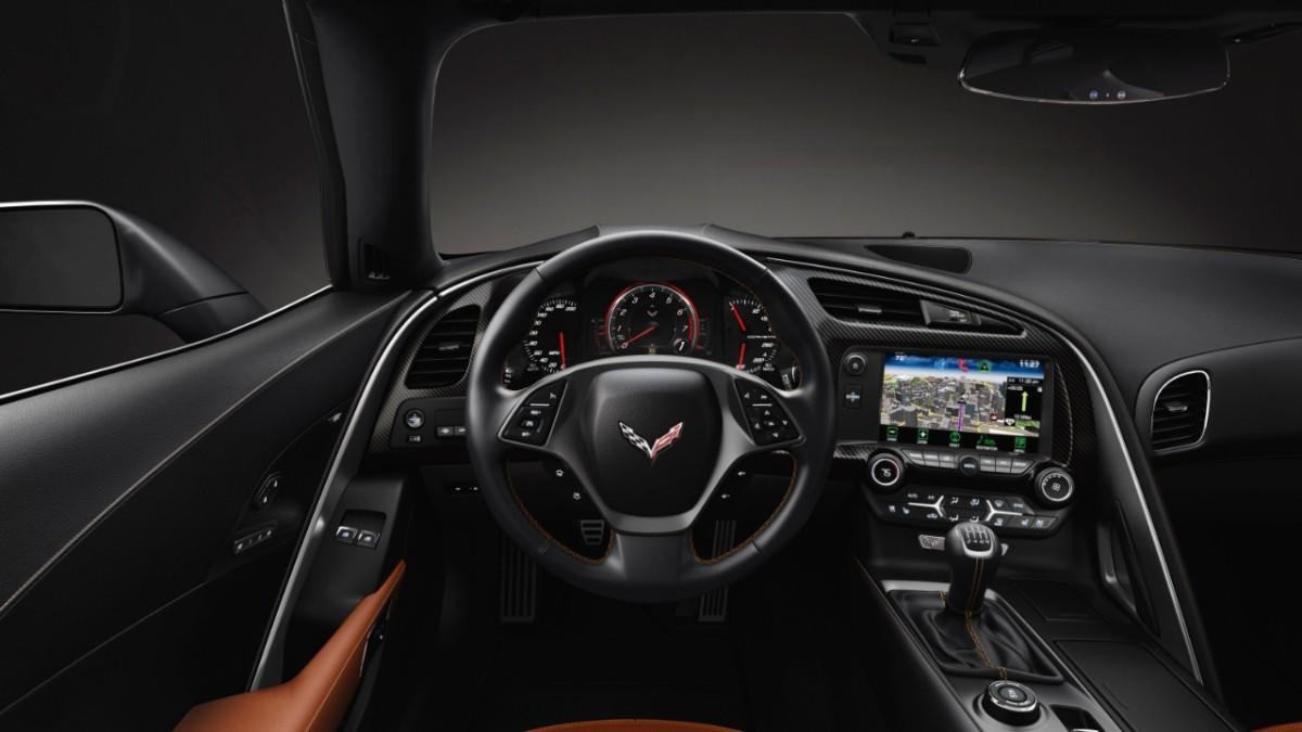 Foto de 2014 Chevrolet Corvette Stingray (41/43)