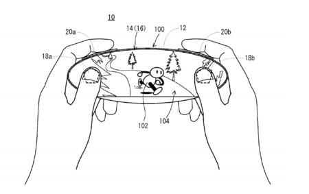 Este podría ser el control de la próxima consola de Nintendo