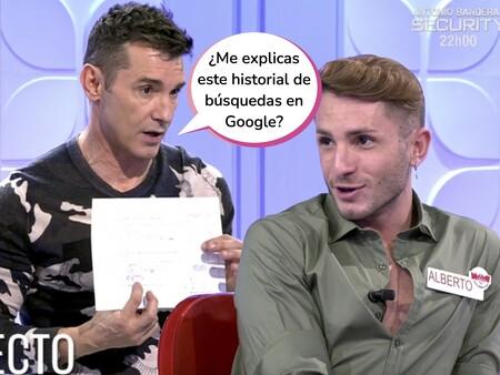 """Jesús Vázquez estalla contra un pretendiente del trono gay de Jorge Javier en 'MyHyV': """"Vaya tomadura de pelo, ya has tenido tu minuto de gloria"""""""