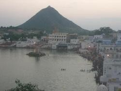 Pushkar, el lago sagrado de la India