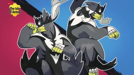 Pokémon Espada y Escudo darán a conocer mañana más novedades de la expansión Isla de la Armadura