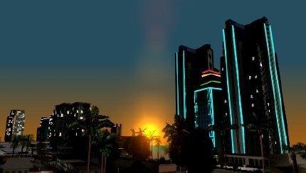 Imágenes del GTA: Vice City Stories de PSP