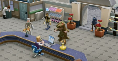 Two Point Hospital Bigfoot 03