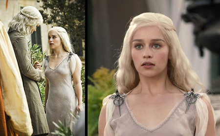 Daenerys Estilo Temporada 1 Detalle Broches