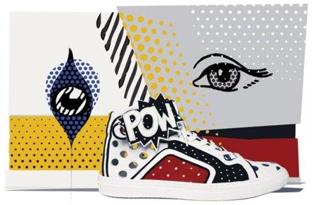 Poworama: las zapas más Lichtenstein