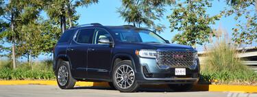 GMC Acadia Denali, a prueba: un SUV que conjuga la practicidad con el sabor a lujo