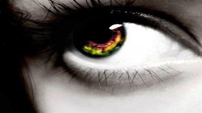¿De qué color te hubiera gustado tener los ojos?
