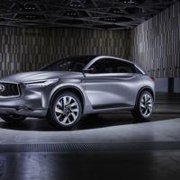 Infiniti QX Sport Inspiration concept, así podría ser un futuro SUV mediano de la marca japonesa