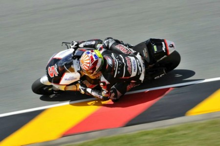 Johann Zarco Moto2 Gp Alemania 2015