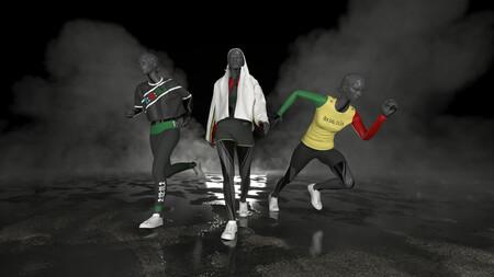 La firma española de novias Basaldúa lanza una colección deportiva de ropa 3D para avatares