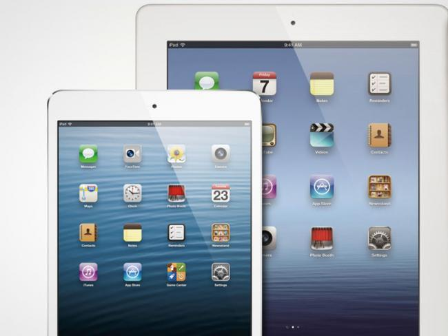 iPad Mini vs iPad