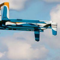 Amazon patenta un sistema para que sus drones nos entiendan cuando les gritamos o gesticulamos