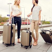 Super Week de eBay: set de 3 maletas por menos de 90 euros y envío gratis