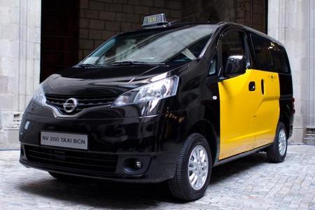 Nissan NV200 Taxi Barcelona