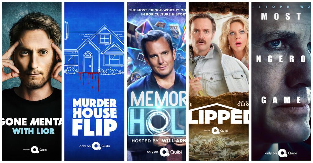 Quibi: las nueve mejores series y programas para comenzar a exprimir a fondo la nueva plataforma