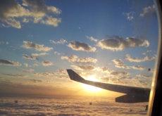 27 fotos que muestran que el mundo es otro a través de la ventanilla de un avión