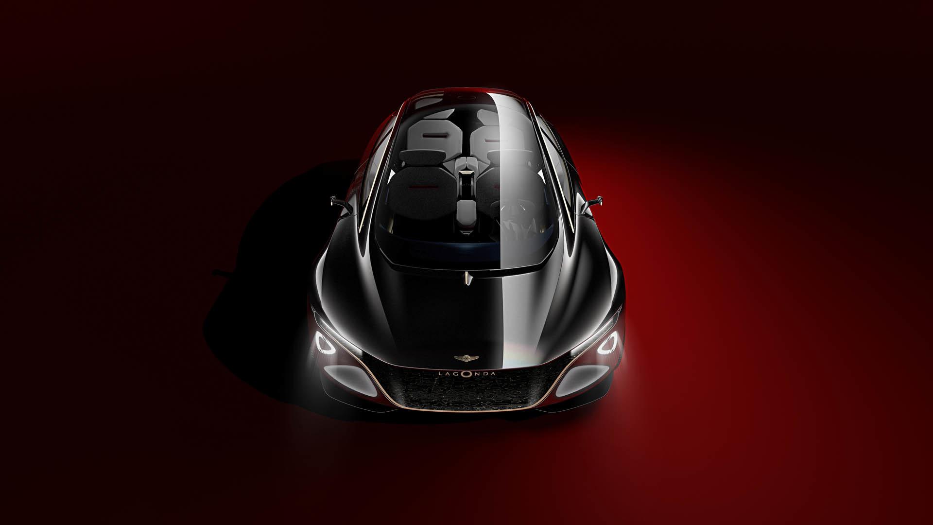 Foto de Aston Martin Lagonda Vision Concept (10/22)