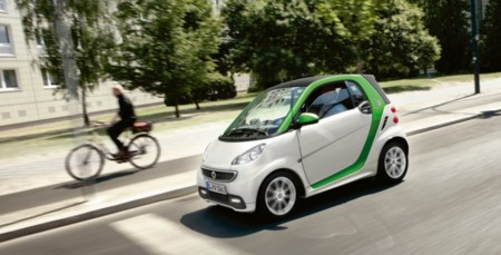 Coches eléctricos: Noruega / España - Smart Fortwo ED