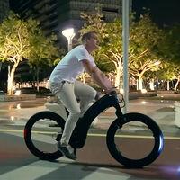 Reevo se desmarca con una bicicleta eléctrica sin radios y lector de huella antirrobo, por 1.700 euros