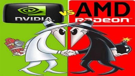 Amd Nvidia 2