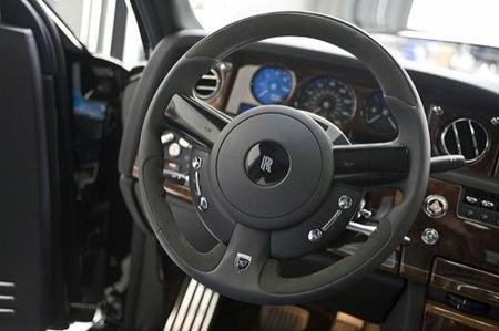 Rolls Royce Phantom por Hamann