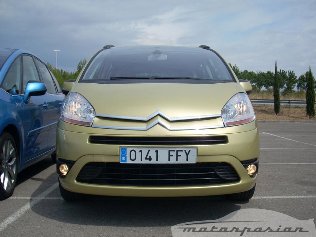 Foto de Citroën C4 Picasso y Grand Picasso (7/52)