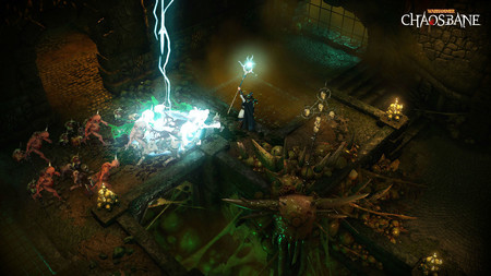 Warhammer Chaosbane Anunciado Para Pc Y Consolas Este Rpg De
