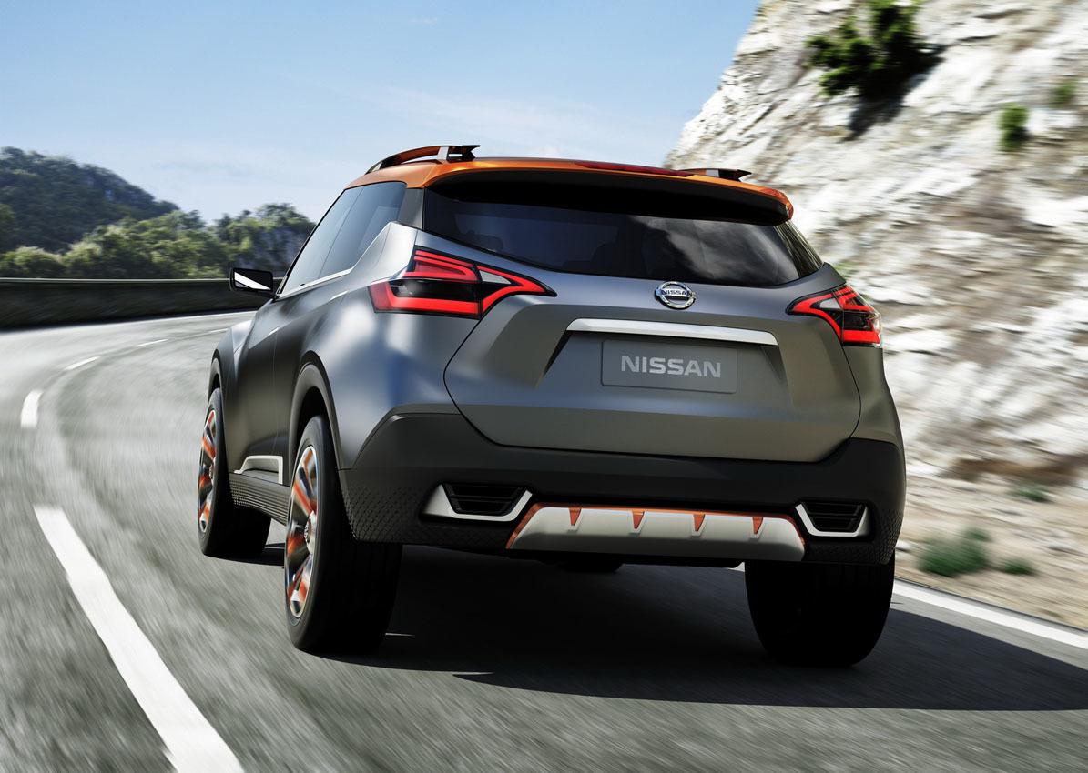 Foto de Nissan Kicks Concept (21/26)