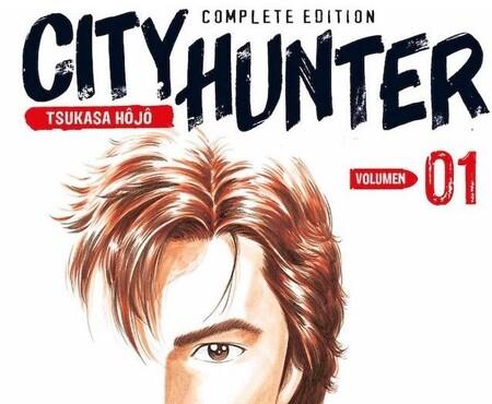 City Hunter 01 Manga