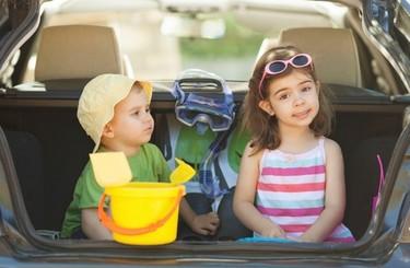 De vacaciones de Semana Santa solo con tus hijos y otros deportes de riesgo
