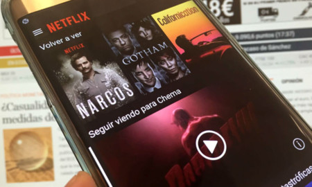 Netflix Movil