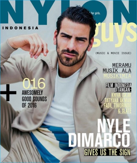 Nyle Di Marco gana 'Dancing with the stars' y protagoniza la portada  de Nylon  Guys Indonesia