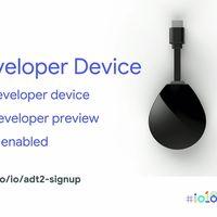 Aquel misterioso dongle de Google con Android TV, 4K y HDR es real, pero no para nosotros como consumidores