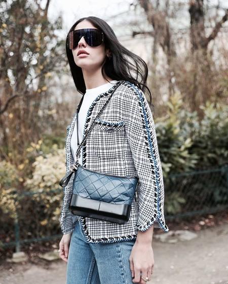 Gabrielle bag, el nuevo bolso de Chanel que ya arrasa en el streetstyle