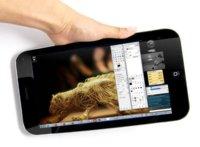 Ezy tablet, sospechosamente parecido al iPad pero con un concepto diferente