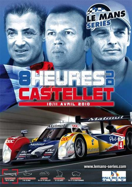 Comienzan las Le Mans Series con las 8 horas de Le Castellet