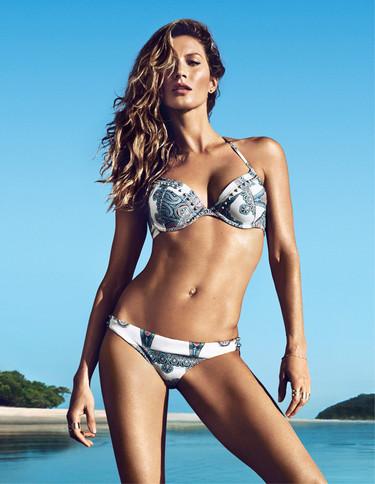 Gisele Bündchen para H&M y otras formas de empezar el mes de mayo estupendamente