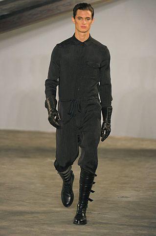 3.1 Phillip Lim, Otoño-Invierno 2010/2011 en la Semana de la Moda de Nueva York