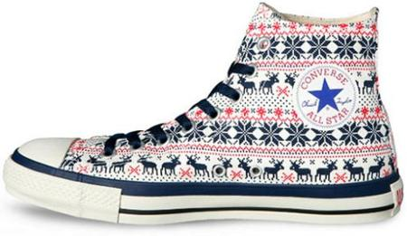 Zapatillas Converse Chuck Taylor All-Star High Nordic Sweater