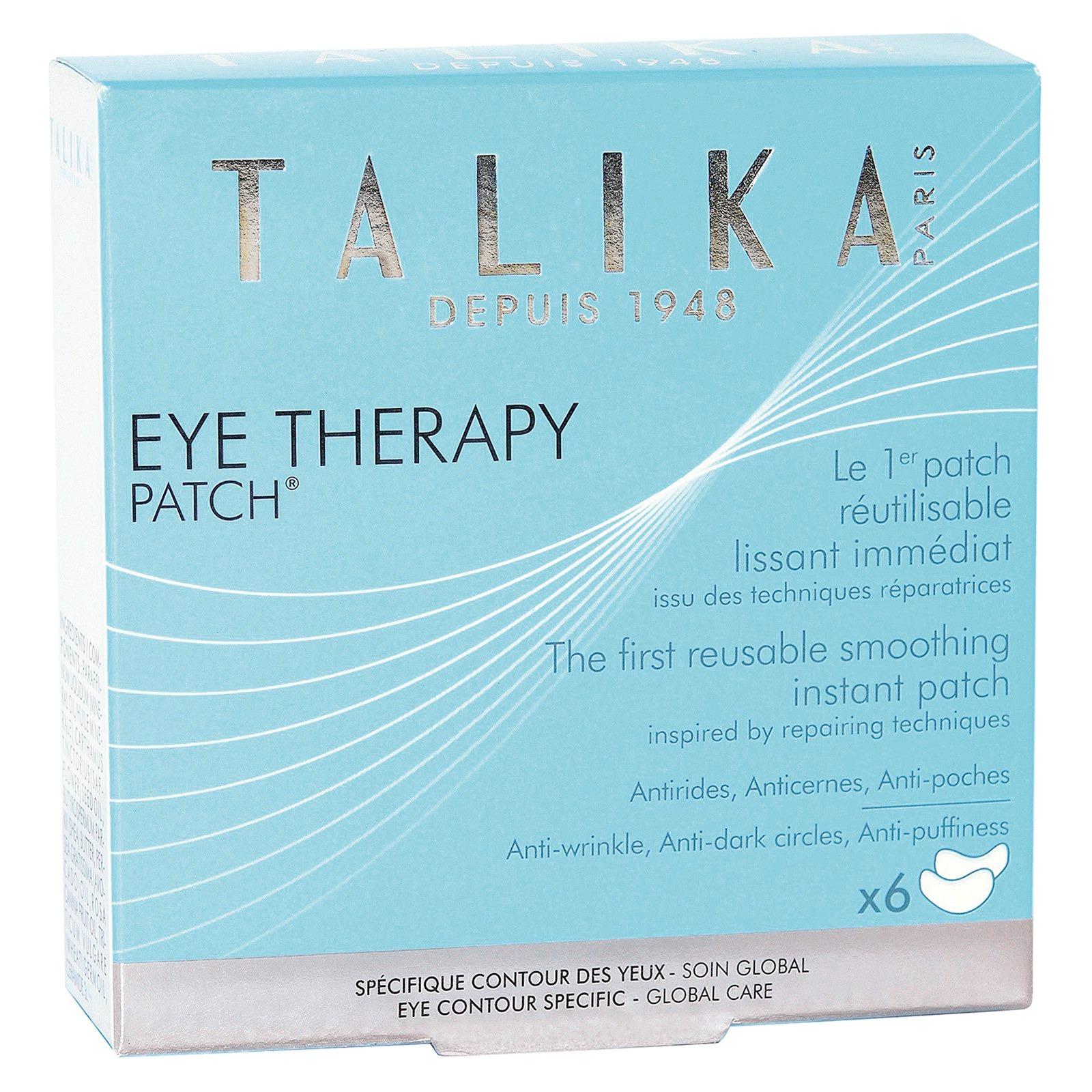 Parches efecto alisado Eye Therapy de Talika