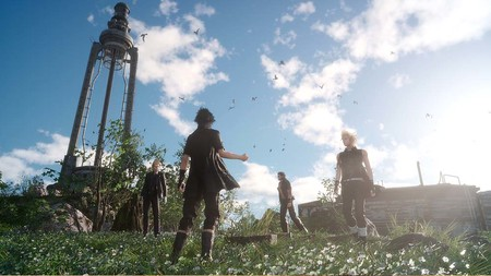 Es momento de pedir un deseo, Final Fantasy XV ya se encuentra disponible