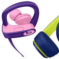 Apple lanza nuevos colores para su nueva colección de Beats Solo3 y Powerbeats3 Wireless