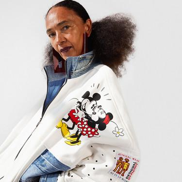 Desigual relanza 'La 86' jacket la mítica chaqueta que enamoró a las celebrities de los 80 y al mismísimo Freddie Mercury