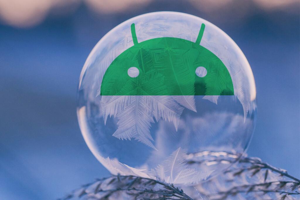 Google prepara el tierra para que Android™ hiberne aplicaciones