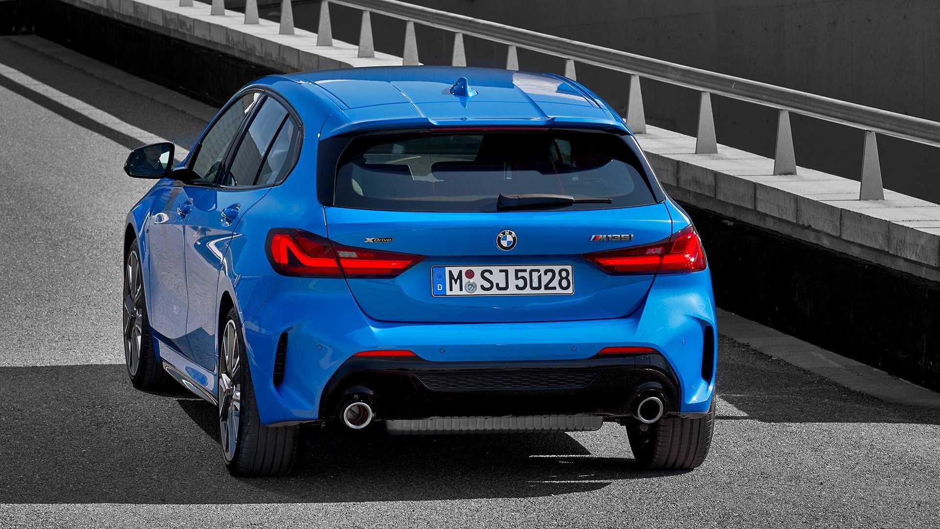 Foto de BMW Serie 1 2020 (13/66)