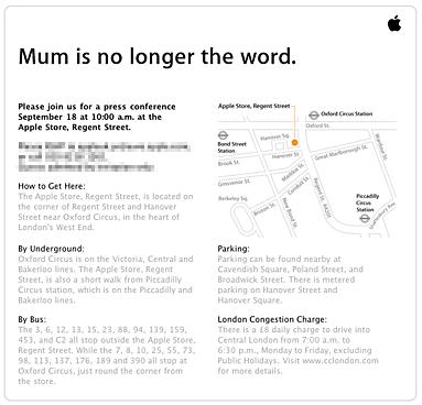 iPhone en Europa quizás la semana que viene