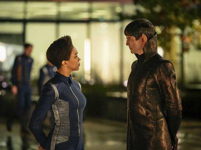 'Star Trek: Discovery' cierra torpemente una notable y emocionante primera temporada